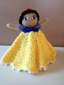 Snow White Inspired Lovey