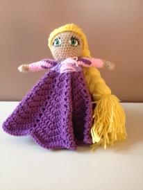 Tangled's Rapunzel Inspired Lovey