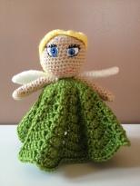 Tinkerbell Inspired Lovey
